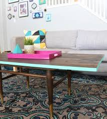 a kailo chic life diy it a revamped coffee table