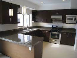 kitchen design changing a u shaped kitchen countertop microwave
