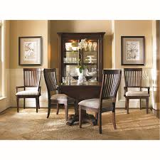 Hooker Dining Room Sets Hooker Furniture 637 75 203 Abbott Place Round Drop Leaf Ped