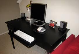 keyboard mount for desk desk mounted slide out keyboard tray desk ideas