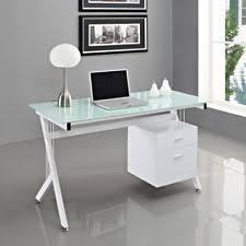 Buy Glass Home Office Furniture  eBay