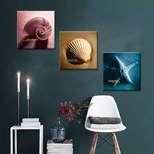 Drop Shipping Home Decor by Shell Wall Art Promotion Shop For Promotional Shell Wall Art On