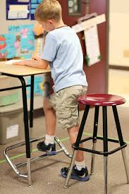 why standing classrooms are beneficial for learning