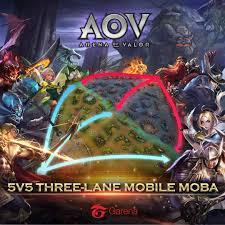 arena valor garena u0027s first moba on mobile gamerbraves