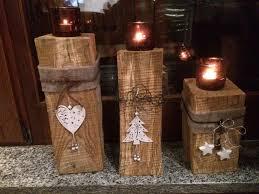 die besten 25 weihnachtsdeko aus holz ideen auf - Weihnachtsdekoration Aus Holz