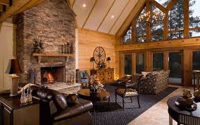 Log Home Interior Design Ideas by Home Design Outside Room Ideas Log Cabin Interior With Regard To