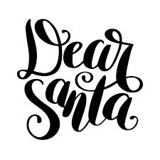 pumpkin svg free hand lettered dear santa free svg cut file