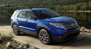 ford explorer package 2015 ford explorer with colors features and xlt appearance