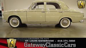 peugeot sedan 2016 price 1960 peugeot 403 gateway classic cars st louis 6304 youtube