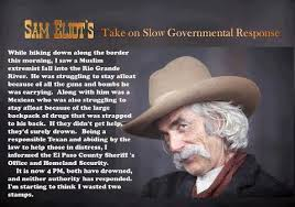 Sam Elliot Meme - sam elliot on border security the good the bad and the ugly
