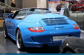 Ausmotive Com Aims 2011 Gallery Porsche