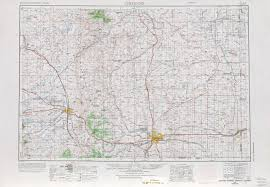 Ne Map Cheyenne Topographic Maps Wy Ne Usgs Topo Quad 41104a1 At 1