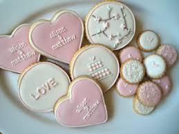 favor cookies wedding ideas wedding cookie favor bags favorites in tacoma best