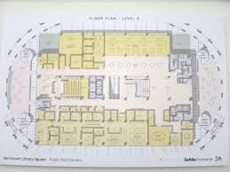 Garden Floor Plan by Construction Begins On Vancouver Public Library U0027s Expansion And