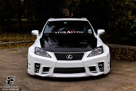 white lexus is 250 red interior adam arms is250 slammedenuff