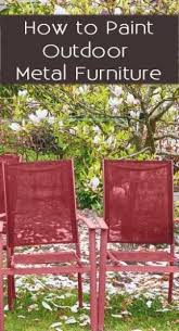 Outdoor Metal Furniture by Outdoor Furniture Metal Foter