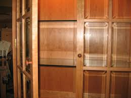 glass shelves for china cabinet china cabinet with beveled glass doors and sidelights handmade