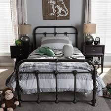 mercer casted knot metal bed by inspire q classic free shipping