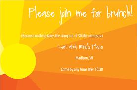birthday brunch invitation invitations seeloriwork
