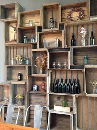 Wooden Bedside Bookcase Shelving Display Wood Shelving Up The Wall Pos Counter Reclaimed Wood Top Store