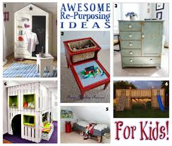 repurposed furniture for kids repurposing ideas for kids spaces