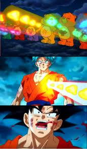 Taste The Rainbow Meme - taste the rainbow muthafucka goku vs laser know your meme