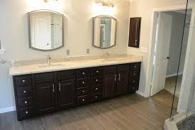 Bathroom With Two Separate Vanities by Xx18 High Star N Dallas U2013 Master Suite Remodel Millwood