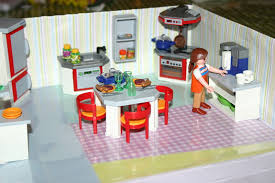 cuisine playmobile la cuisine playmobil fée de sève