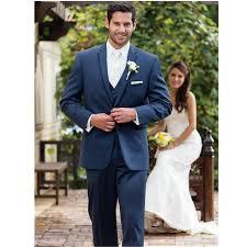 custom made wear navy blue suit groom tuxedos grooms men mens