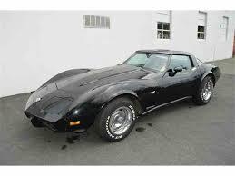 1978 corvette stingray 1978 chevrolet corvette for sale on classiccars com 76 available