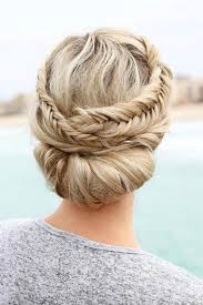 chignon tressã mariage 40 cutest and most beautiful homecoming hairstyles chignon