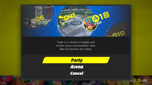 how to use the lan play feature of arms nintendo support