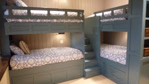 Corner Bunk Bed Corner Bunk Beds Traditional With Built Ins L Shaped Bunk