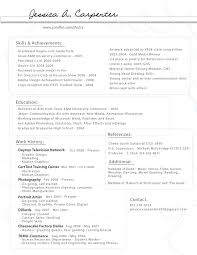Carpenter Resume Example by Lead Carpenter Resume Resume For Your Job Application
