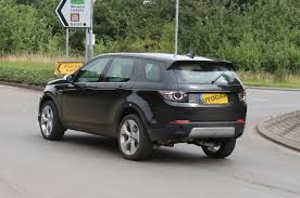 land rover sport 2018 2018 land rover discovery sport facelift to get hybrid option