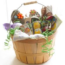 basket easter what to put in easter baskets from better homes gardens