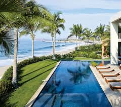 george clooney and cindy crawford u0027s home in mexico popsugar home