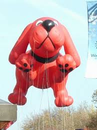 clifford the big macy s thanksgiving day parade wiki