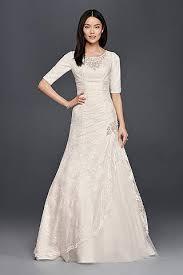 modest bridesmaid dresses modest wedding dresses gowns david s bridal