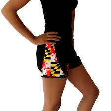 Flag Clothing Maryland Flag Running Shorts U2013 Route One Apparel