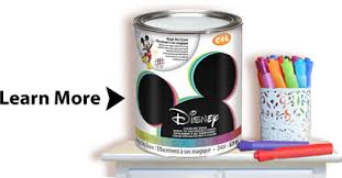 disney paint colors and specialty finishes