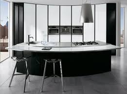 curved kitchen island designs 15 extremely sleek and contemporary kitchen island designs rilane