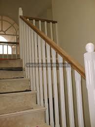 Wood Banisters Stair Railings Balusters Handrails