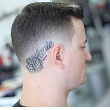 skin fade haircut tattoo haircuts for head tattoo pinterest