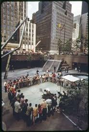 Rockefeller Center Summer Garden - outdoor bar rockefeller center dame street pinterest garden