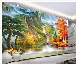Wallpaper For Living Room Aliexpress Com Buy Wallpapers For Living Room Home Decoration