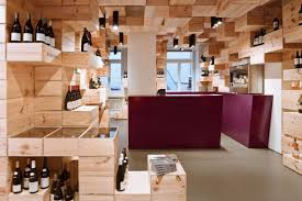 wine store adegas e vinicolas pinterest wine shop interior albert reichmuth wine store interior design by oos