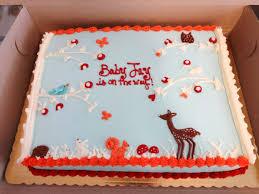 woodland animals baby shower cake stefanie w hildebrand baby