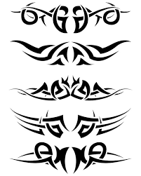 tribal strength tattoo pictures to pin on pinterest tattooskid