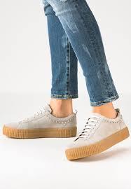 Haus Kaufen 24 Bronx Damen Sneaker Sneaker Low Light Grey Bronx Haus Kaufen